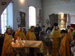 Праздничное Богослужение в р.п Ардонь - увеличить