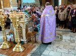 Чин Воздвижения Честнаго Животворящего Креста. - увеличить