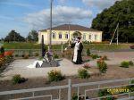 Открытие памятника в с. Великая Топаль - увеличить