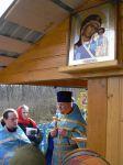 Освящение криницы с. Душкино - увеличить
