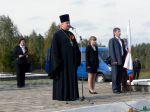 Встреча с ветеранами в мемориальном комплексе Речечка - увеличить