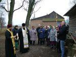 Освящение молитвенного дома в с. Смяльч - увеличить