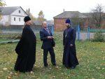 Визит помощника губернатора в Клинцовское благочиние - увеличить