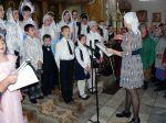 Фестиваль духовной музыки 22апреля 2012 г. - увеличить