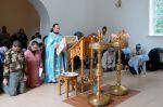 Благодарственный молебен в честь юбилея победы в Отечественной войне 1812г. - увеличить