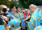 """Богослужение в честь иконы Божией Матери """"Балыкинская"""". - увеличить"""
