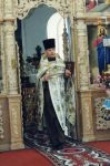 из архива Храма, 1995 год. иерей Василий Воликов. - увеличить