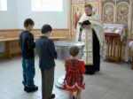 Крещение детей из соц.приюта - увеличить