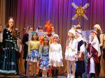 Рождественский концерт воскресной школы в г. Брянске. - увеличить