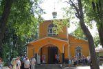 На освящении Храма 11 июля 2013 года - увеличить