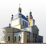 Престольный праздник в архиерейском подворье г. Клинцы