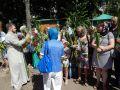 День Святой Троицы в архиерейском подворье Свято-Никольского храма г. Клинцы
