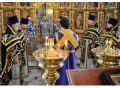 Архиерейское богослужение. Литургия Преждеосвященных Даров