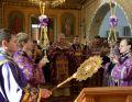 Архиерейское богослужение в день празднования Торжества Православия