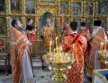 Архиерейское богослужение в день Антипасхи