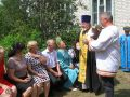Народные гуляния в день памяти апостолов Петра и Павла в деревне Веприн