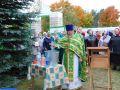 Богослужение в день памяти проповедника Святой Троицы в д. Тулуковщина